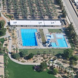 overhead picture pool